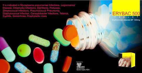 Erythromycin Tablets