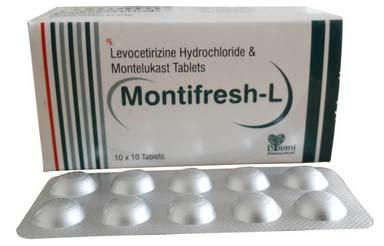 Montelukast Levocetrizine