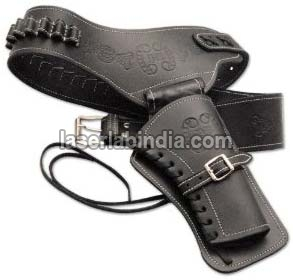 Leather Revolver Cover