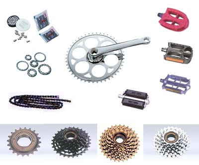 Wholesale Bicycle Spare Parts Supplier Bicycle Spare Parts Exporter