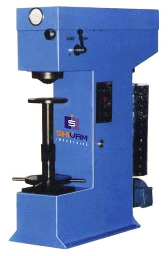 Brinell Hardness Testing Machine Brinell Hardness Test