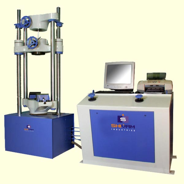 Testing Electronic Products For Companies : Mechanical universal testing machine