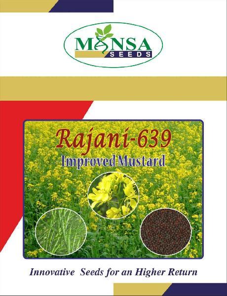 Black Mustard Seeds (Rajani - 639)
