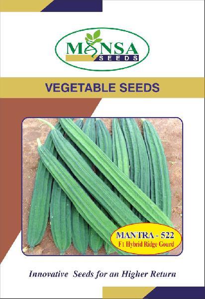 Ridge Gourd Seeds (Mantra - 522) 03