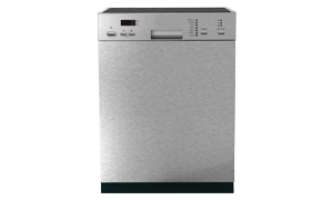 Semi Integrated Dishwasher