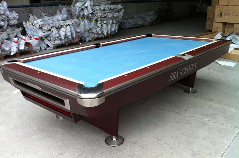 Imported Pool Table SBA CrownImported Pool Table SBA Crown - Italian pool table