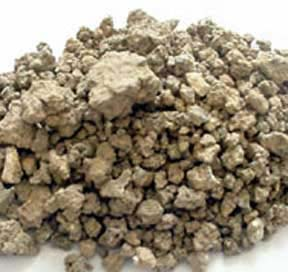 Raw Bentonite Lumps