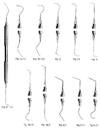 Dental Single & Double End Explorers