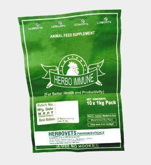 Herbo Immune Powder & Liquid