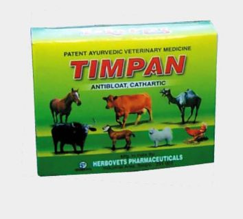 Timpan Powder