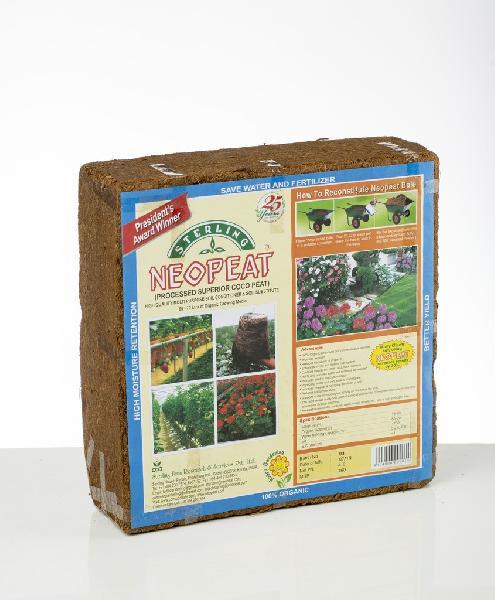 Soil Substitute Coco Peat Block