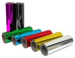 Colored Polyester Films