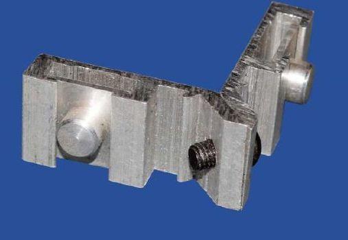 Aluminium Corner Clips