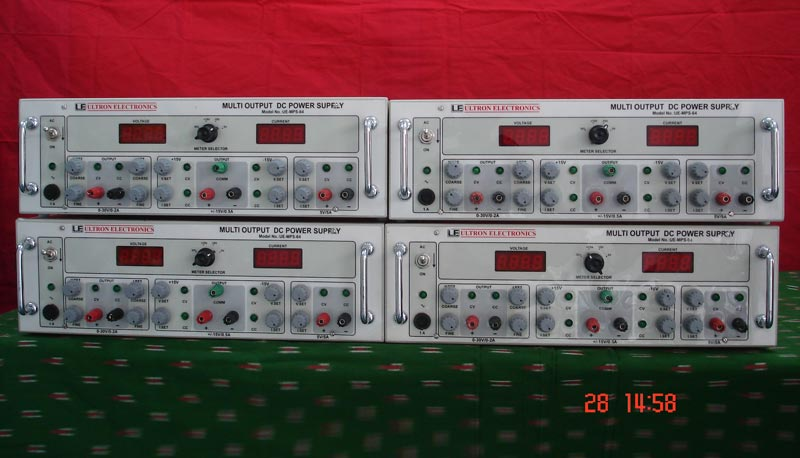 Multi Output DC Power Supply