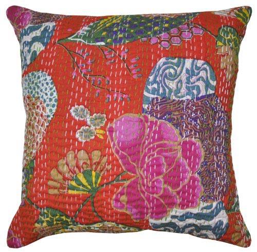 Kantha Cushion (Item Code : CUCL0836)