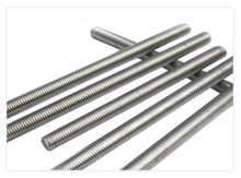 Metal Threaded Bars 01