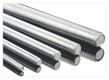 Metal Threaded Bars 02