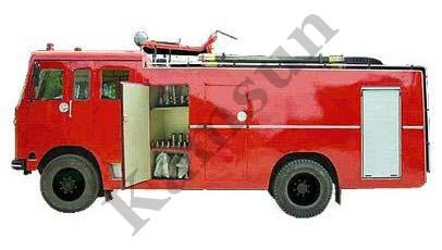 Fire Water Tanker