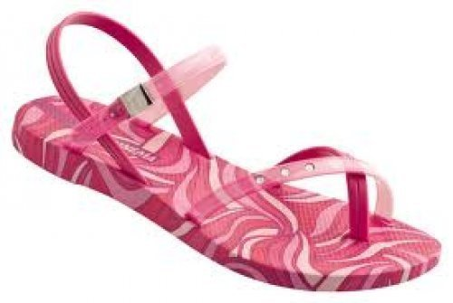 Ladies Flat Sandal 02