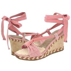 Wedge Heel Platform Sandals
