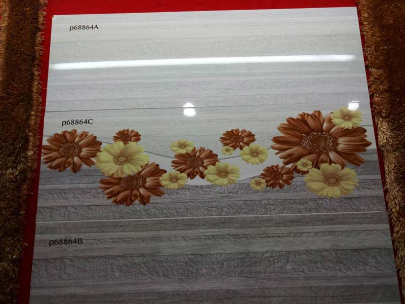 Glazed Ceramic Wall Tiles