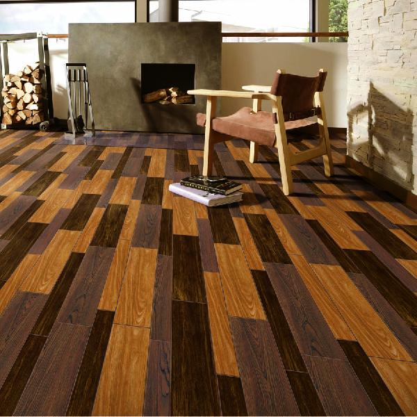 Wooden Floor Tiles 150x600mm