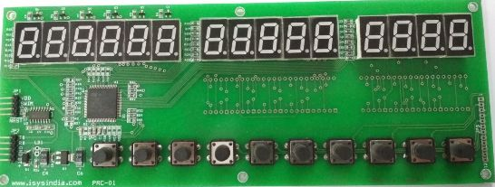 Price Computing Indicator PCB