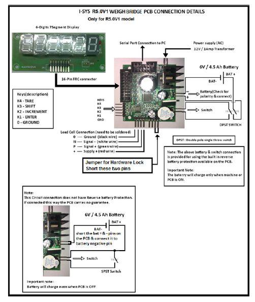 R5.0v1 Weigh Bridge PCB 02