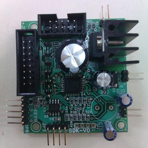 SAP-V1SDK-V1 Weighing Scale PCB