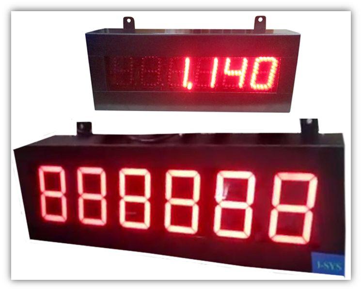 Serial Jumbo Display Indicator 01