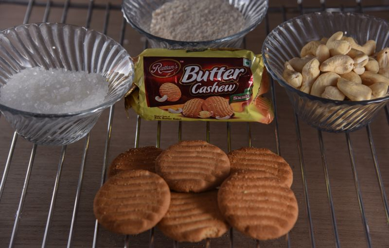 Butter Cashew Biscuits 01