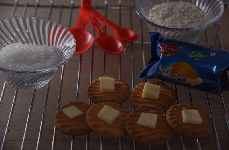 Butter Cashew Biscuits 03