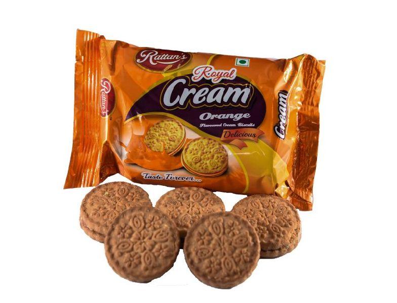 Royal Cream Orange Biscuits 02