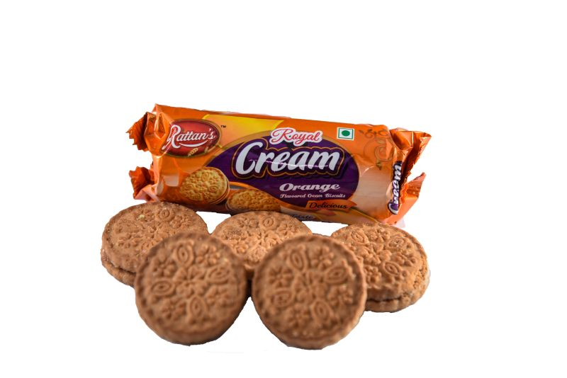 Royal Cream Orange Biscuits 03