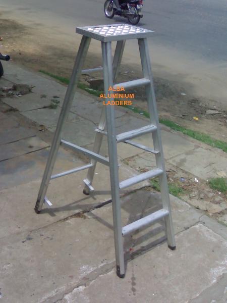 Aluminium Step Ladders Manufacturer Exporter Supplier Hyderabad India