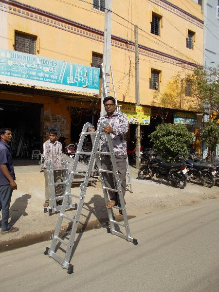 Aluminium Multi Purpose Ladder