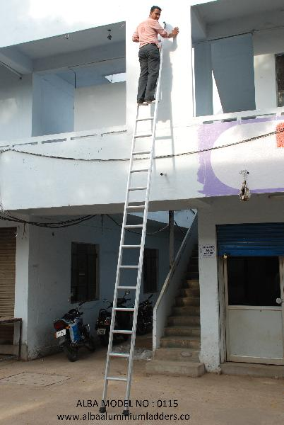 Aluminium Single Ladder