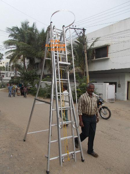 Aluminium Y Type Extension Ladder