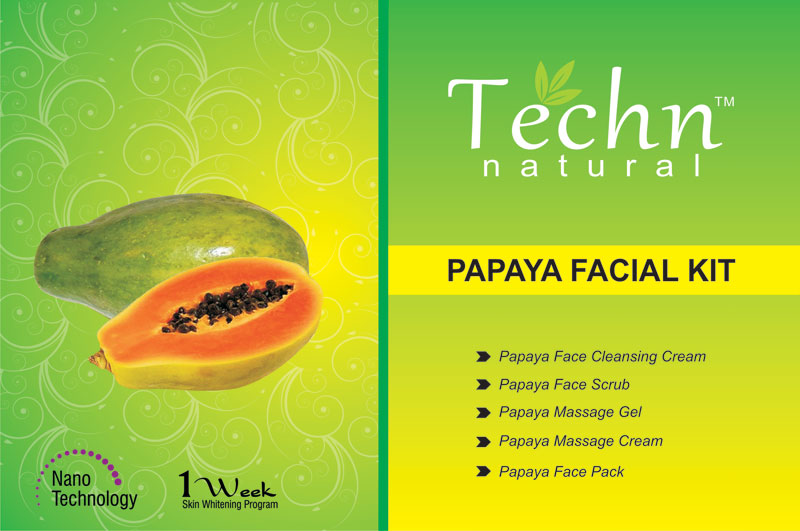 Papaya Facial Kit