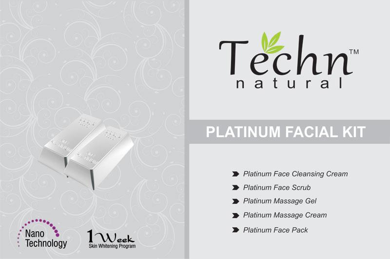 Platinum Facial Kit