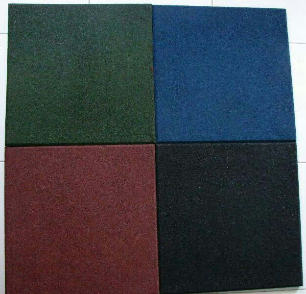 Recycled Rubber Mats