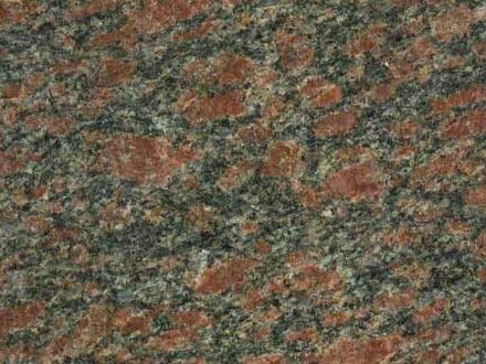 Brown Purpari Granite Slab