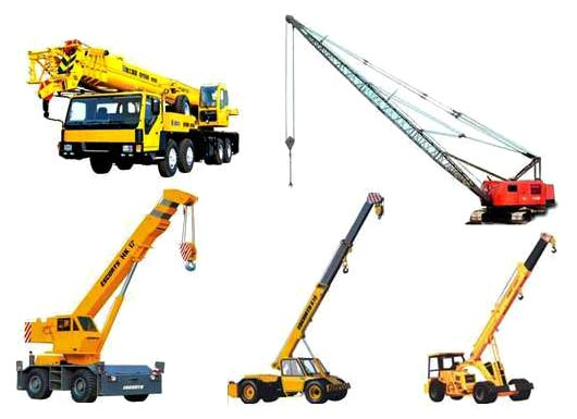 Crane Rental For Erection Work