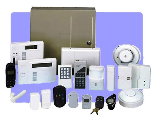 Intruder Alarm Systems