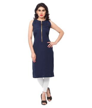 Ladies Plain Kurti 03