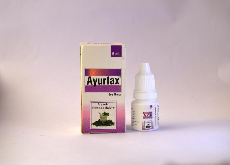 Ayurfax Eye Drops