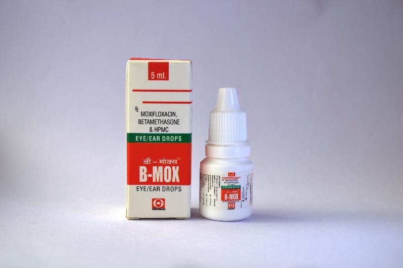 B-MOX Eye Drops