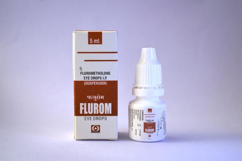 Flurom Eye Drops