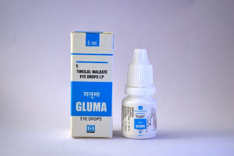 Gluma Eye Drops