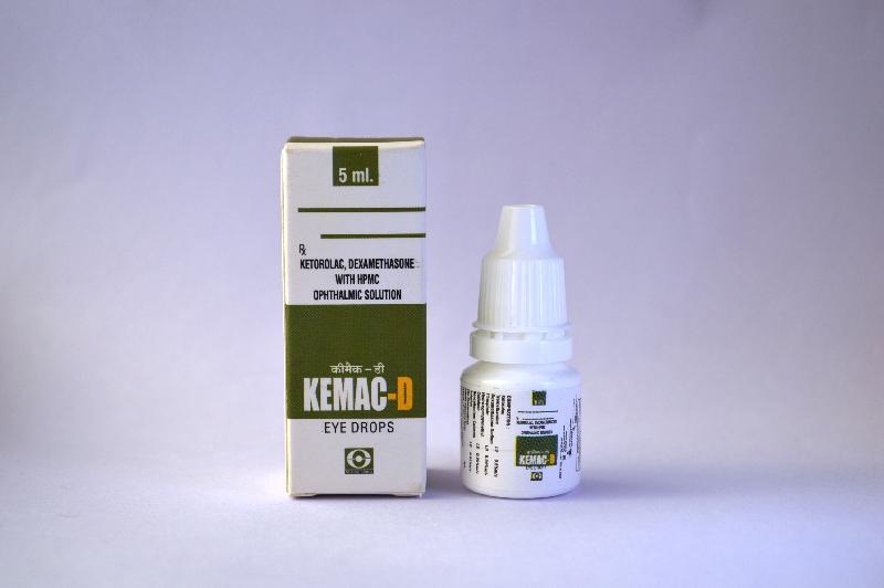 Kemac-D Eye Drops